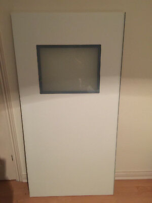 Ikea Vika Blecket Drawing Table With Built In Glass Panel For Light Box