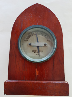 Edison and Swan Cathedral Shaped Galvanometer