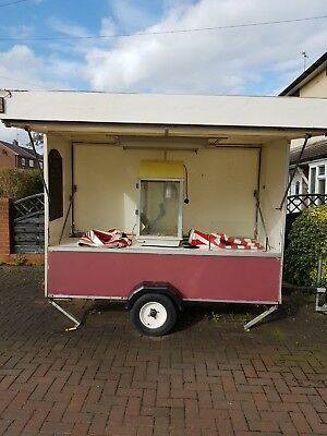 used catering trailers for sale