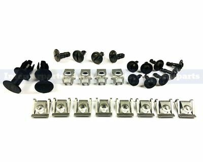 Fitting Kit for Under Engine Cover Undertray Audi A4 B8 A5 Q5