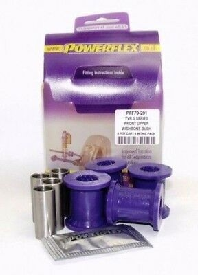 Tvr S Series Powerflex Vordere Obere Querlenker Kit