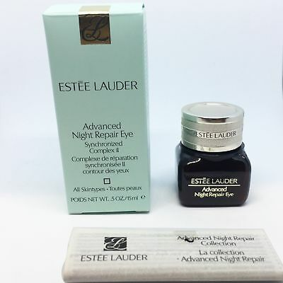 Estee Lauder Advanced Night Repair Eye Creme Synchronized Complex II 15ml BNIB