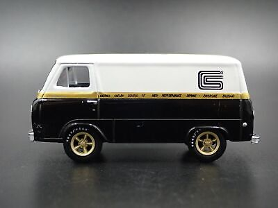 1965 Ford Falcon Econoline Van Rare 1:64 Scale Diorama Diecast Model Car