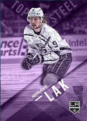 2018 STEEL ADRIAN KEMPE Topps NHL Skate Digital Card