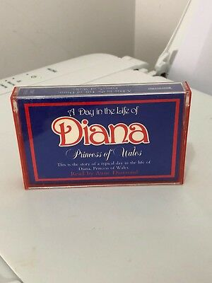 A Day In The Life Of Diana Princess Of Wales Cassette