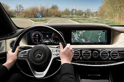 2012-2016 Mercedes Models NTG4.5 V17.0 COMAND® 2017 Navigation Update B C E G GL