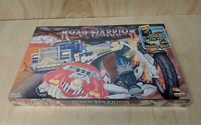 Vintage 1996 Road Warrior Board Game - Sealed and Complete