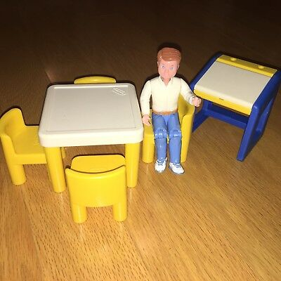 Vintage Little Tikes Doll House Furniture
