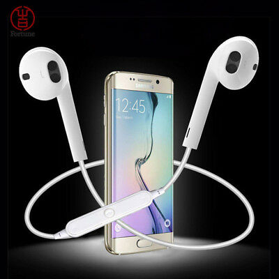 Wireless Bluetooth Sports Stereo Earphone Headset For iPhone Huawei P30 Samsung