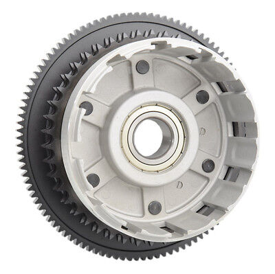 Clutch Drum with Sprocket and Bearing