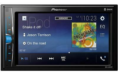 Pioneer MVH-A200VBT Touch Screen Bluetooth Car Stereo Radio Audio Technology