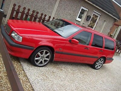 Volvo 740 Saloon,2.0 Manual For Spares Or Repairs