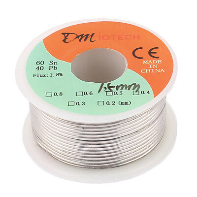 1.5mm 100G 60/40 Rosin Core Tin Lead Roll Soldering Solder Wire