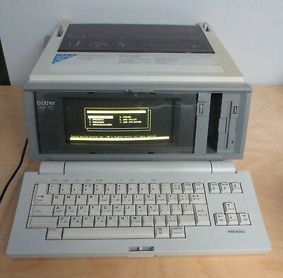 Brother WP-70 Word Processor