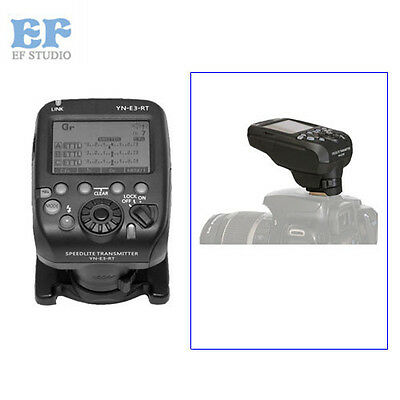Yongnuo YN-E3-RT Flash Speedlite Transmitter for Canon 600EX-RT as ST-E3-RT