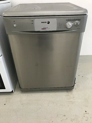 Fagor Dishwasher Silver Good Working Order