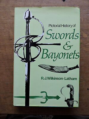 Book: Pictorial History of Swords and Bayonets. R.J. Wilkinson-Latham, 1973.