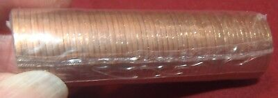 Roll of Uncirculated Foreign Coins - Elizabeth