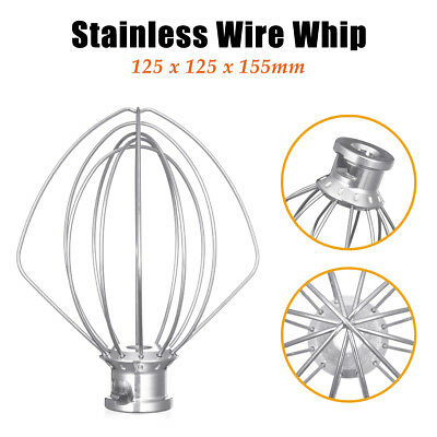 Stainless Wire Whip Mixer Multi-purpose For KitchenAid K45WW 9704329