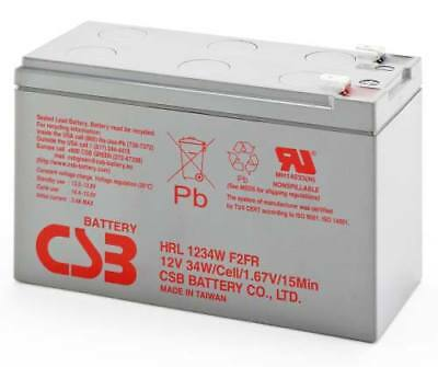 NBN Power Supply Battery by Hitachi CSB - Upto 8yrs Service Life 2yrs Warranty