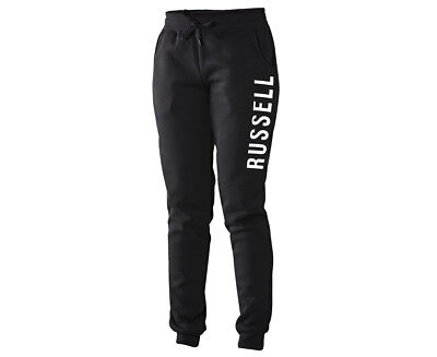 Russell Athletic Women's Cuff Pant - Black