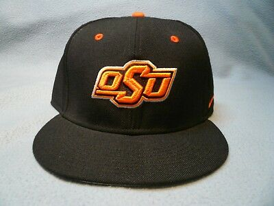 a123c4f6800 Nike Oklahoma State Cowboys Fitted BRAND NEW hat cap OSU Football Wool  College