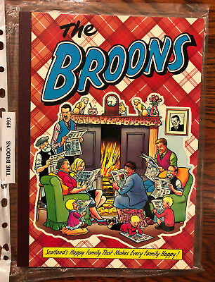 The Broons 1993 Annual - nice copy