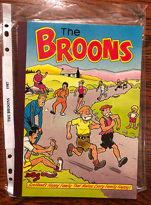 The Broons 1984 Annual - nice copy