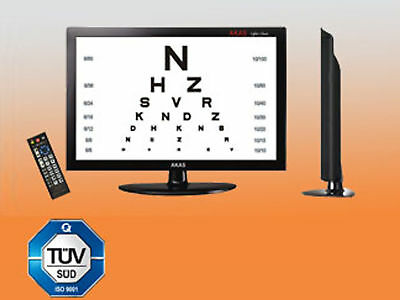 "17"" Color Lcd Visual Acuity Chart System"