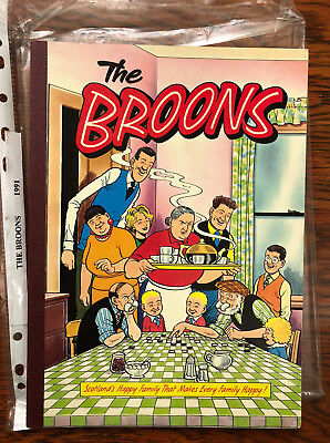 The Broons 1991 Annual - nice copy