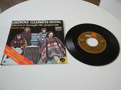 Creedence Clearwater Revival - I Heard It Through The Grapevine – BF 18201