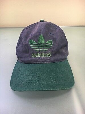 42e55681 VINTAGE ADIDAS TWO Tone Spell Out Snapback Dad Hat Cap OSFA - $29.99 ...