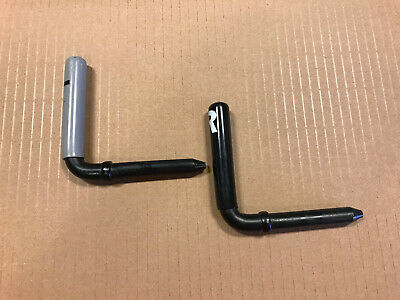 03 -18 Chevy Express Gmc Savana Passenger 2Nd Row Couch Bench Seat Locking Pins
