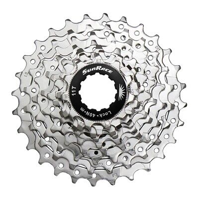New SunRace R86 10 Speed Shimano Fit Road Bike Cassette  Various Ratios