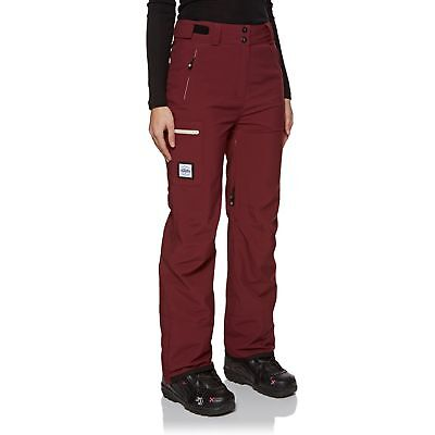 Planks Good Times Womens Pants Snowboard - Wino All Sizes
