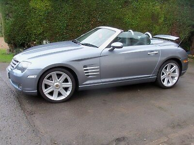Chrysler Crossfire, Convertible, 60,000 Miles, Mercedes Engineered, Ex Condition