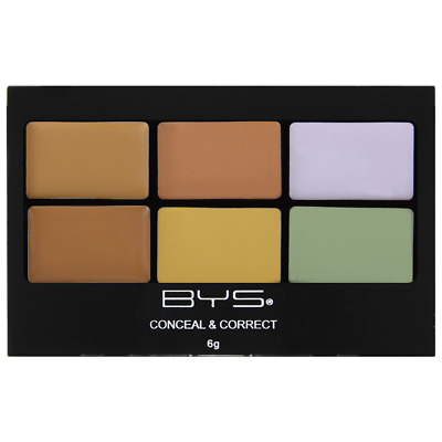 BYS Maquillage - Palette Correctrice Multi-fonctions