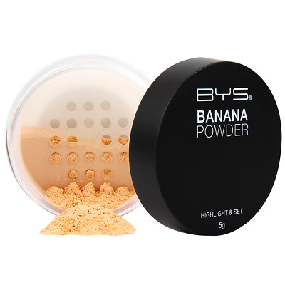 BYS Maquillage - Poudre Libre Banana Powder