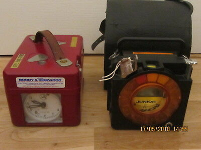 T3 Junior Racing Pigeon Timimg Clock & Stb Red Quart Clock Job Lot Bundle