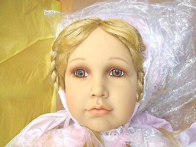 """""""Valerie"""" by William Tung  from Precious Gift Collection  Big Doll ~ Rare!"""