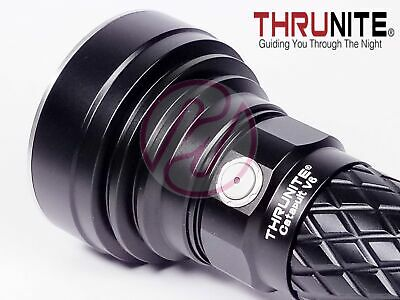 ThruNite Catapult V6 Cree XHP35 HI 1700lm 26650 USB Rechargeable CW LED Torch