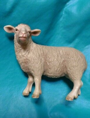 Schleich Sheep Standing Toy Figurine