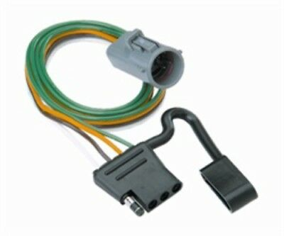 trailer tow harness-replacement oem tow package reese 118241