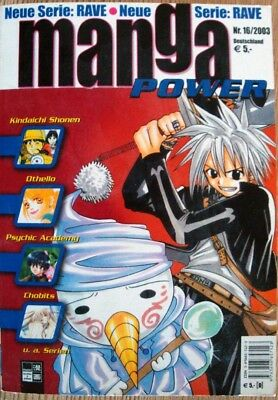 Manga Power 16  Nr. 16 / 2003