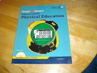 Edexcel Results Plus Revision Guide Gcse Physical Education Pe No Cd Rom Ks4
