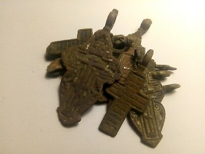 Metal detector finds. MIX  Crosses N6