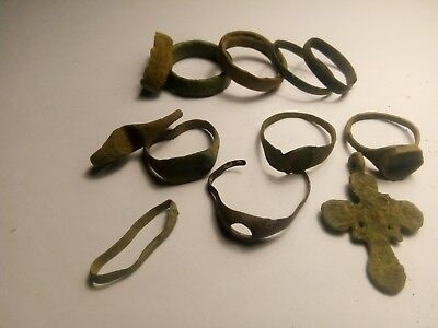 Metal detector finds.Ancient mix lot N 14