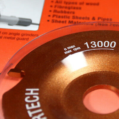 Tuff Cut Blade Arbortech 115mm
