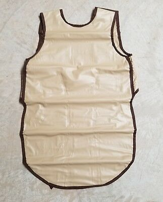Shielding NU-LITEPLY-GARD 0.5mm Lead Brown X-Ray Protection Apron Ref 7518