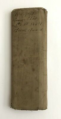 Original 1880s 1st Battalion Grenadier Guards Pay Book Account Book